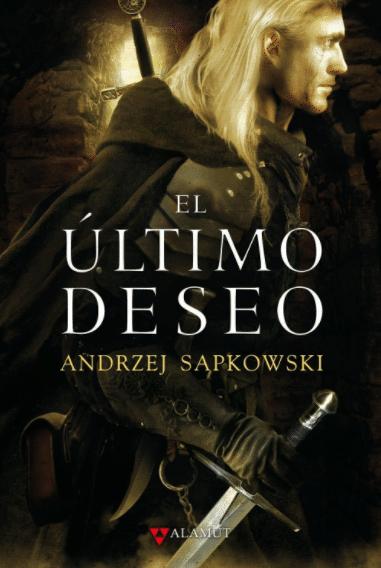 Audiolibro de The Witcher El Ultimo Deseo