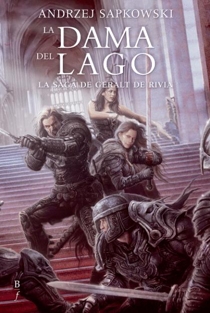 Audiolibro de The Witcher La Dama del Lago