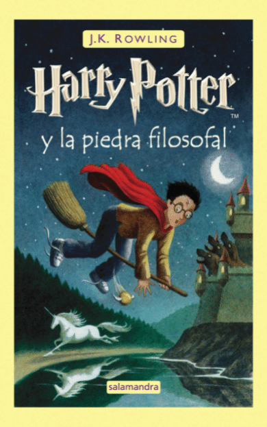 Audiolibro de Harry Potter y La Piedra Filosofal