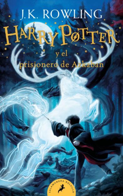 Audiolibro de Harry Potter y El Prisionero de Azkaban