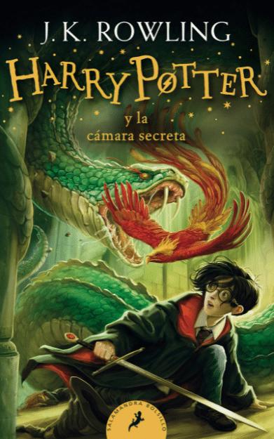 Audiolibro de Harry Potter y La Cámara Secreta