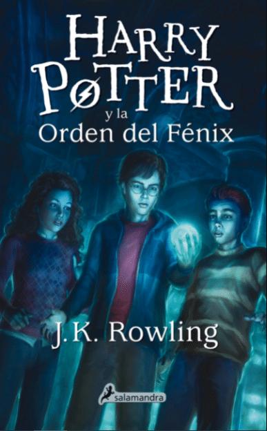 Audiolibro de Harry Potter y La Orden del Fénix