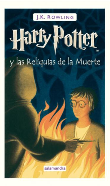 Audiolibro de Harry Potter y Las Reliquias de la Muerte