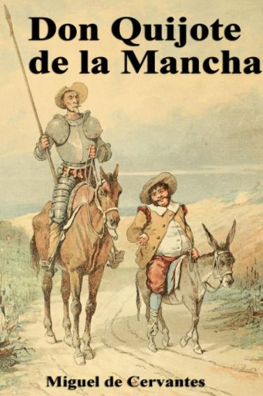 Audiolibro de Don Quijote de la Mancha
