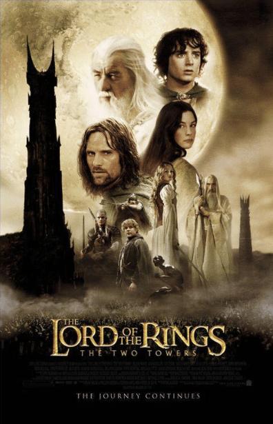Audiolibro de El Señor de los anillos y las dos torres